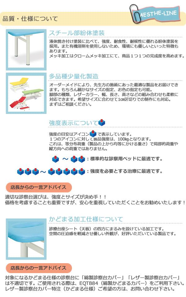 高田ベッドの品質について